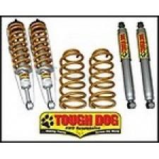 Tough Dog Suspension Kit Pajero NM NS NP NT 5/00-2014
